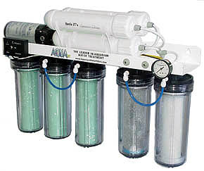 Great White 9 Stage Reverse Osmosis Deionizer